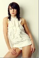 Model Franzi May